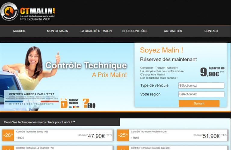 CT Malin